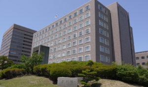 札幌高等裁判所、札幌地方裁判所、札幌家庭裁判所